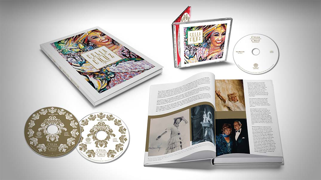 Celia Cruz: The Absolute Collection Deluxe Edition Box Set
