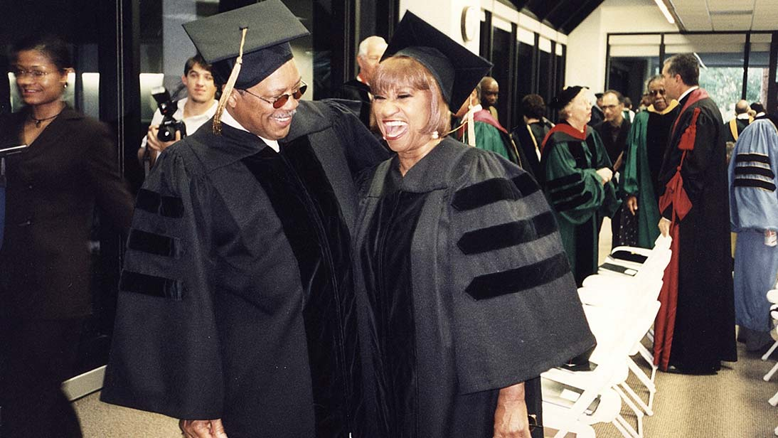Celia Cruz- Quincy Jones