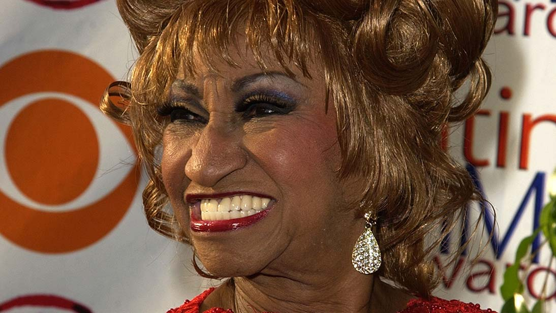Celia Cruz, Unnplugged An Intimate Glimpse