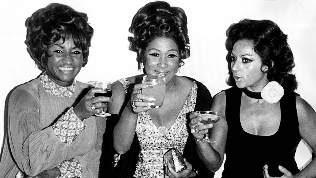 Celia, Olga & Lola