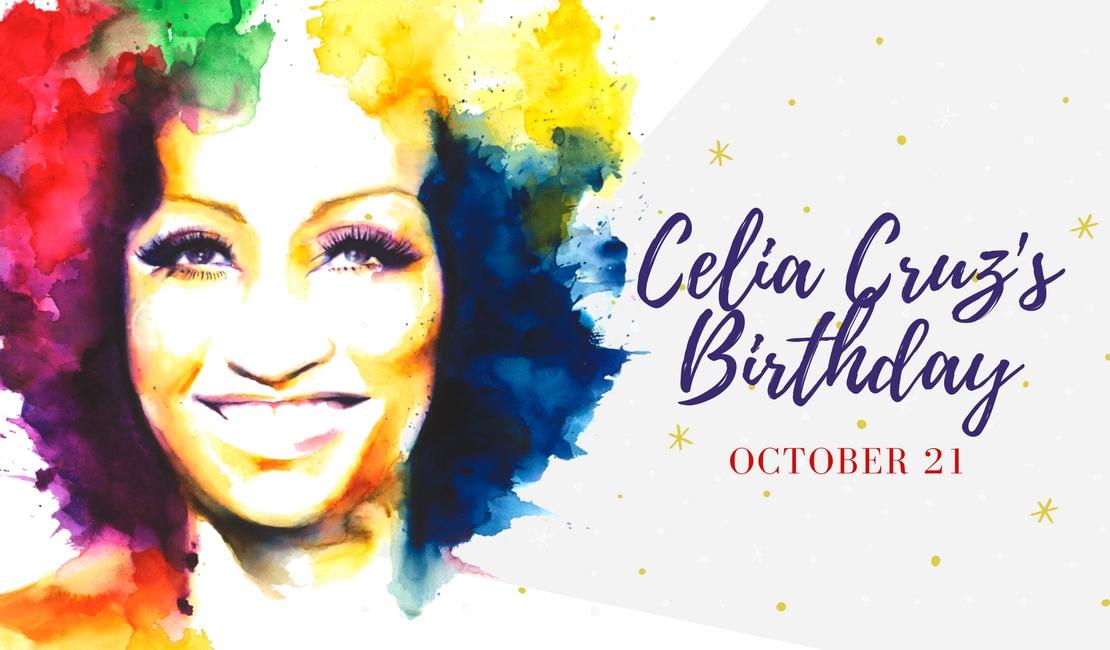 Celia Cruz HBD 92