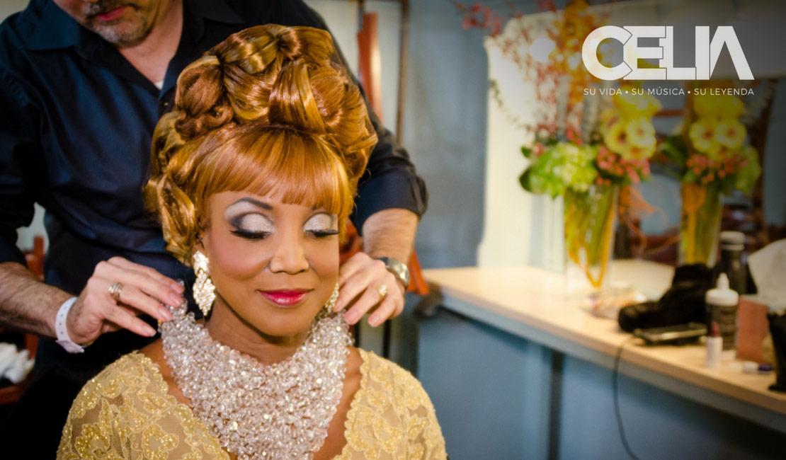 Lucrecia es Celia Cruz