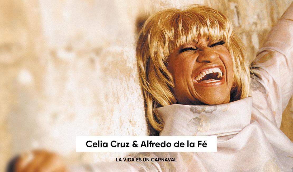 Celia Cruz & Alfredo de la Fe