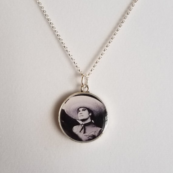 Juan Gabriel Pendant Necklaces
