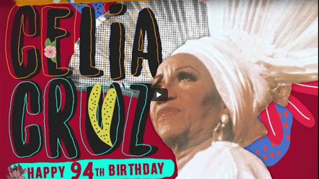Celia Cruz Birthday