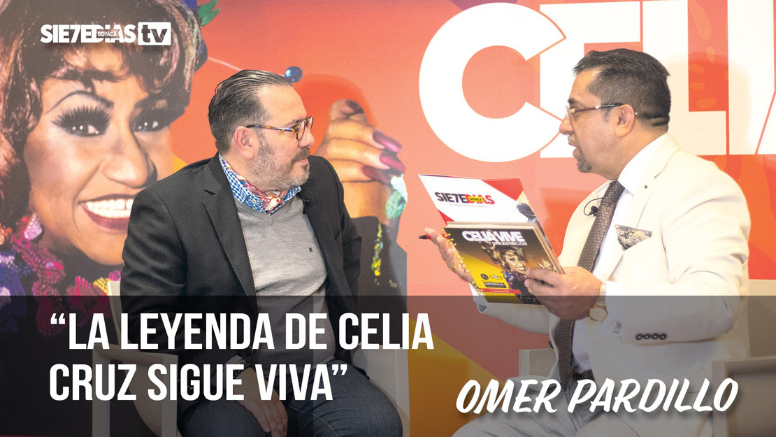 Entrevista con Omer Pardillo