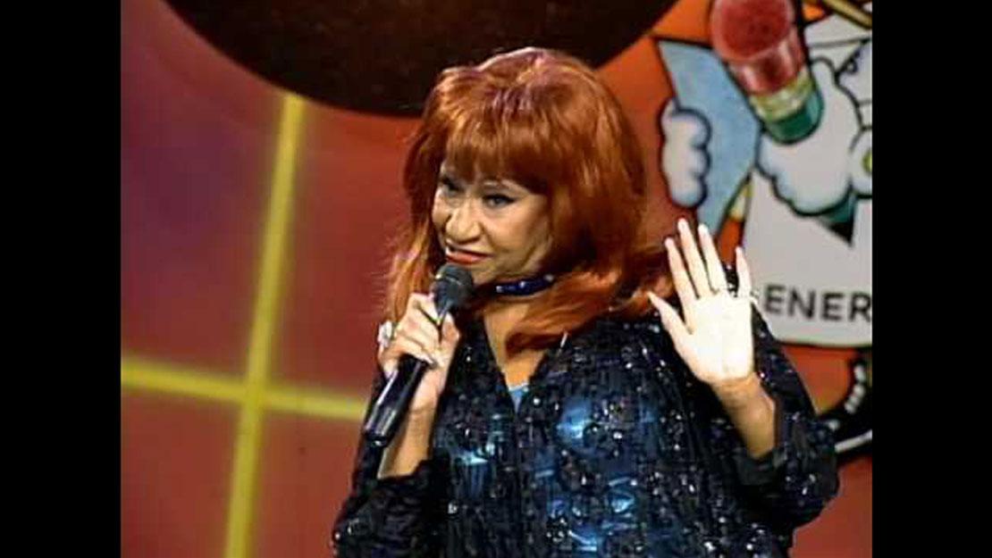 Celia Cruz | Que le den Candela