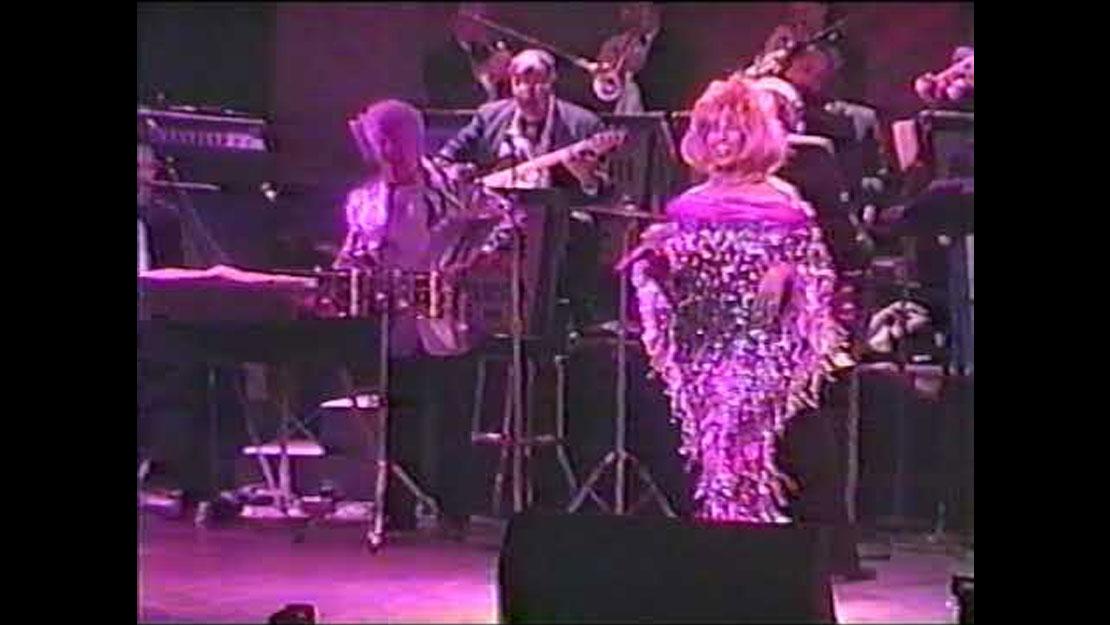 Tito Puente & Celia Cruz