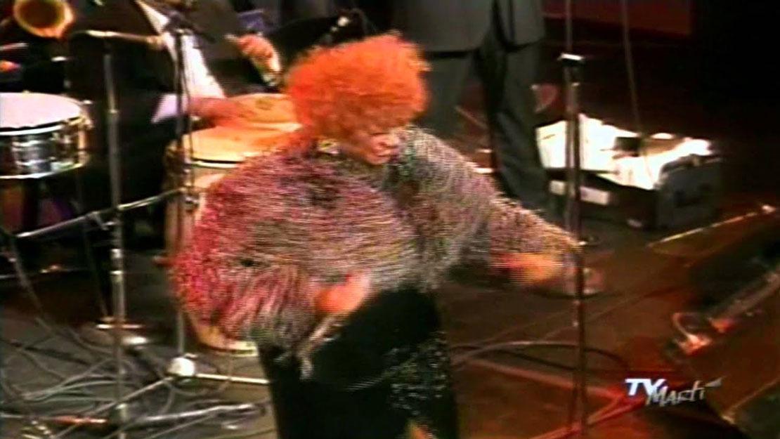 Celia Cruz y Tito Puente