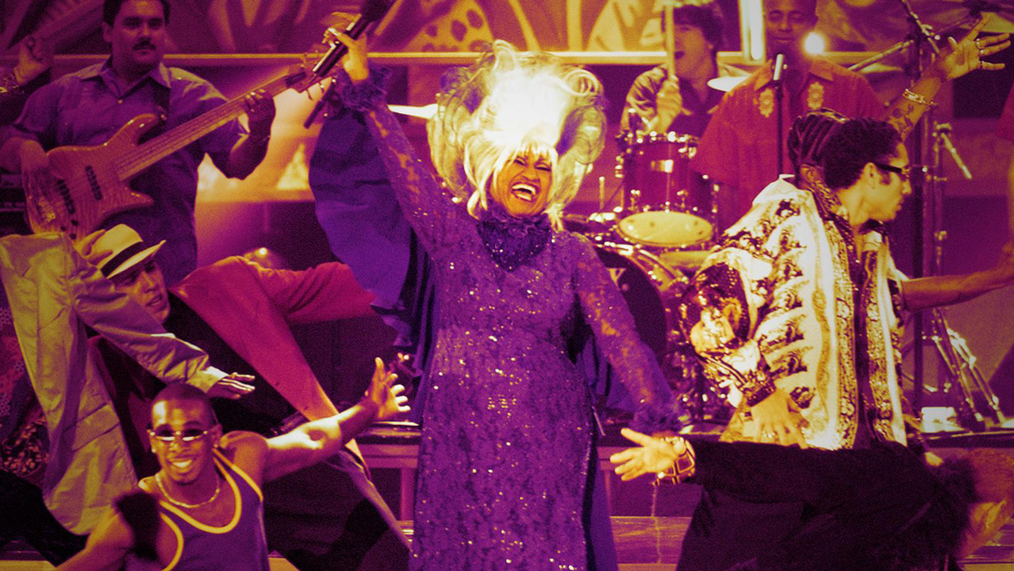 Celia Cruz - The Latinas Of 'Women Who Rock'