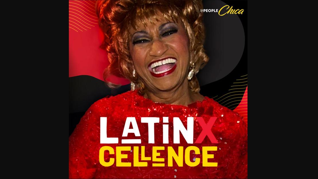 Latin Xcellence - Celia Cruz